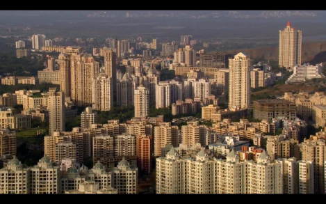 The Hiranandani Gardens township in Powai, Mumbai. Photo by Deepak Gupta