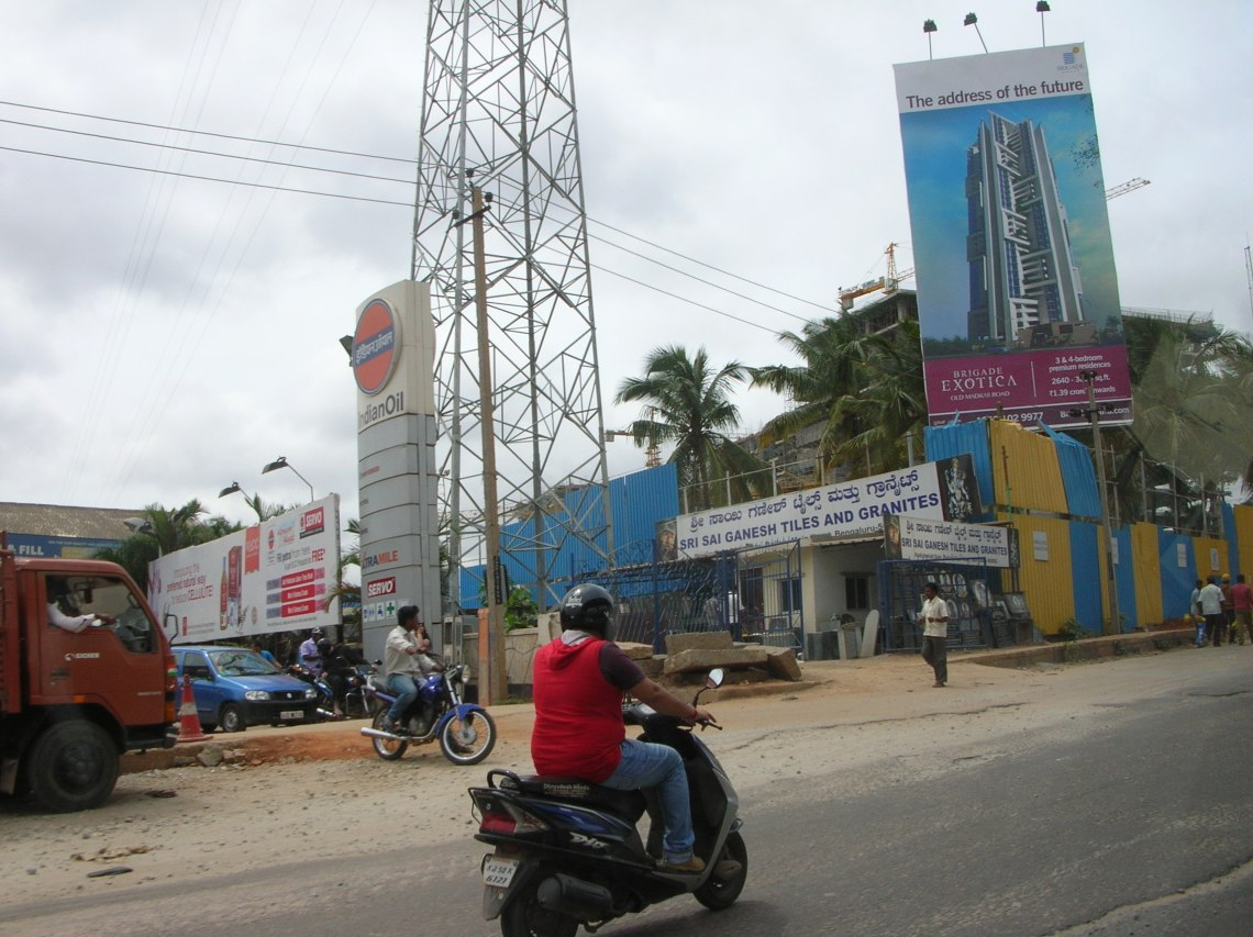 National Highway 7, Bangalore