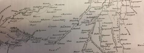 ancient canals of delhi