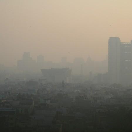 Jean-Etienne Minh-Duy Poirrier - View of West of Delhi. Creative Commons. Matt Birkinshaw mattbirkinshaw.wordpress.com